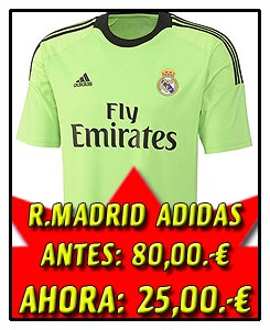 REAL MADRID CAMISETA LIMA 2013-14