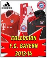 FC BAYERN NEW 2013-14