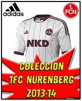 FC NURENBERG NEW 2013-14