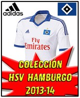 HSV HAMBURGO NEW 2013-14