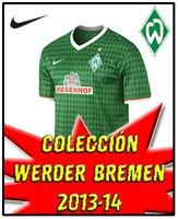 WERDER BREMEN NEW 2013-14