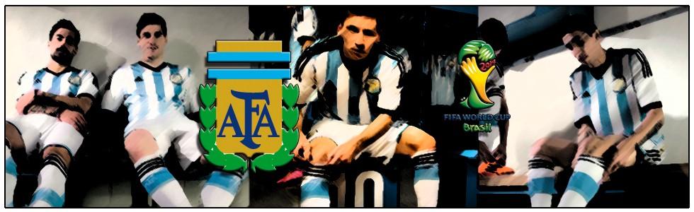 A.F.A. ARGENTINA WC2014
