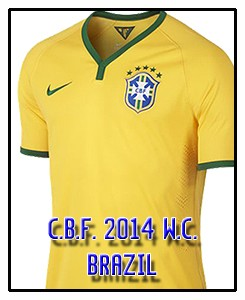 C.B.F. BRAZIL WC 2014