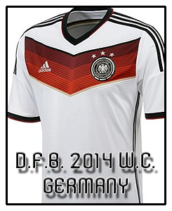 D.F.B. GERMANY WC 2014