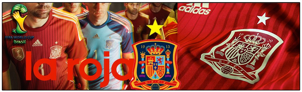 SPANISH NATIONAL TEAM WC2014