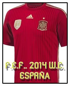 SPAIN F.E.F. WC 2014