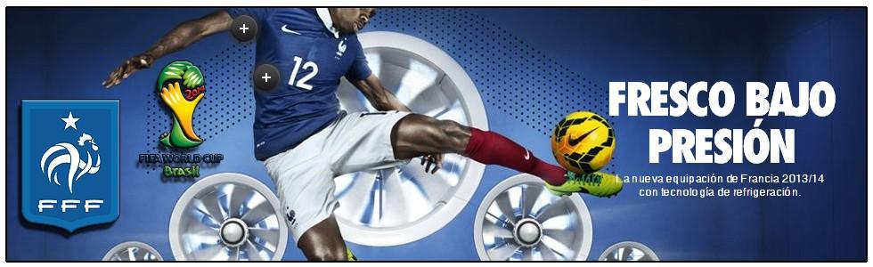 F.F.F FRANCE WC2014