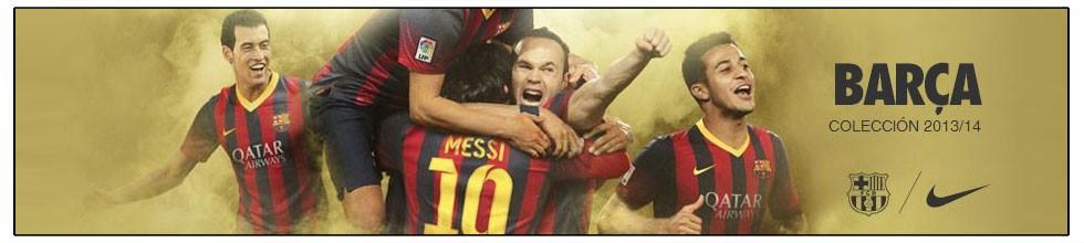 F.C. BARCELONA NEW 2013-14